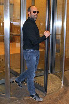 Jason Statham Photos - Jason Statham Promotes 'Parker' - Zimbio