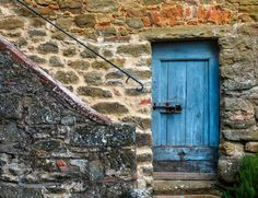 Image taken in Volpaia, Tuscany. Simple image that sums up the elements of Tuscany.