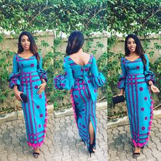 The right picture collection of 2018 latest ankara styles for ladies. Every woman deserves to rock the latest ankara styles of 2018 African Fashion Ankara, Latest African Fashion Dresses, African Print Dresses, African Print Fashion, Africa Fashion, African Dress, African Attire, African Wear, African Women