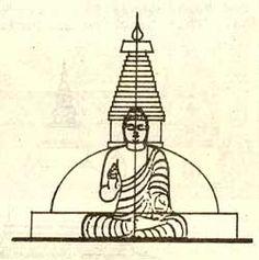 Indian Stupa Proportion
