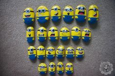 minion rocks | 25+ Best Ideas about Minion Painting on Pinterest | Painted garden ...