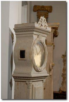 18th-Century Swedish Clock
