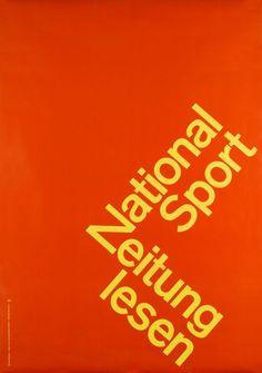 National Zeitung Sport lesen _ Gerstner+Kutter