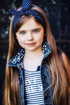 Sofia Fanta (born 2007) fashion child model from Russia.