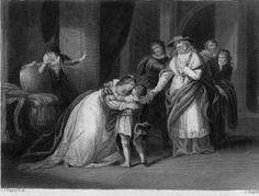 Elizabeth Woodville Picture Gallery: Elizabeth Woodville and Son, Richard, Duke…