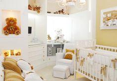 Quartos infantis inteligentes - Bebê.com.br