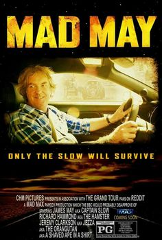 Mad May only the slow will survive ahahaha