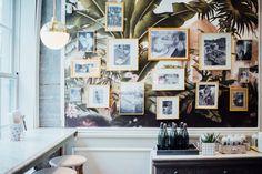 Mandy's du Vieux-Montréal : du santé, du beau et du bon Montreal, Home Crafts, North America, Restaurants, Gallery Wall, Decor Ideas, Tips, House, Home Decor
