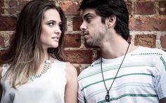 Juliana Paiva e Rodrigo Simas
