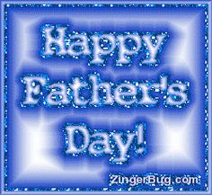 fathers day glitter graphics