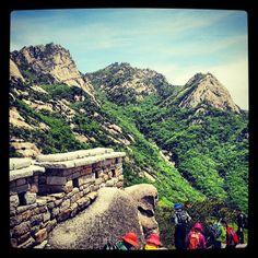 북한산국립공원 (Bukhansan National Park)