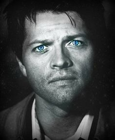 "Why Castiel Is Everyone's Favorite On ""Supernatural"".ok, not my favorite, but I do love him! Sam Dean, Dean Castiel, Big Puppies, Supernatural Gifs, And So It Begins, Fandoms, Winchester Boys, Puppy Eyes, Puppy Face"