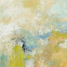 "Coastal View by Filomena  Booth | $1600 | 30""w x 30""h | Original Art | http://www.vangoart.co/fbooth/coastal-view @VangoArt"