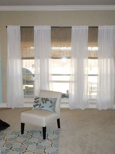 Picture Window Treatment Ideas | ... Window Treatment Ideas Door Window  Treatment Ideas Drapery