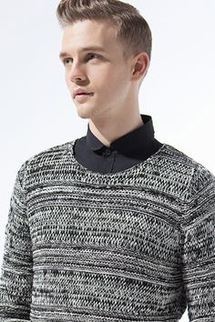 If this sweater doesn't scream Michael Giammarco idk what does!