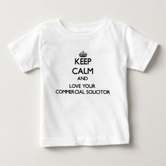 Keep Calm and Love your Commercial Solicitor Tee T Shirt, Hoodie Sweatshirt