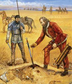 The Divine Sword- Pontic Steppe, Late 1st Century BC