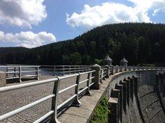 Stausee im Harz in Thüringen @ http://www.thoringi.info