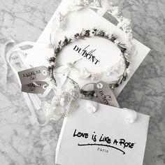 @loveislikearose_paris #LOVES @lesfleursdupont  #flowerscrown #flowers #hairstyle #wedding #bridal #mariage #hairwedding #madeinfrance #lesfleursdupont #couronnedefleur #boho #bohobride #loveislikearose #womenpreneur #collaboration #womenpreneur #frenchie # #❤ #. @lesfleursdupont . https://www.lesfleursdupont.com/. ALSO IN PARIS 205, RUE SAINT-HONORÉ PARIS 1er. ONLY BY APPOINTMENT!