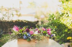 California Garden Wedding Buns Photography  Design: Laced With Love Events Flowers: Kat's Floral Creations