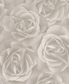 Rasch Wallpaper | Crispy Paper XXL Rose Neutral | 525601