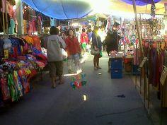 ตลาดสดเทศบาล ต.ภูเวียง in Song Puai, จังหวัดขอนแก่น