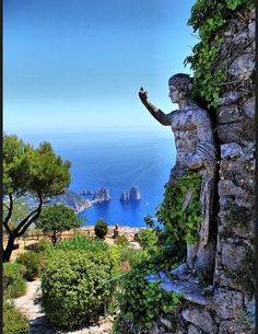 Les plus belles destinations d'Italie- Capri