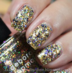 Deborah Lippman Glitter And Be Gay
