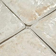 Majoliche Bianco Porcelain Tile