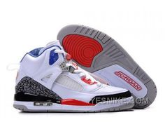 quality design b9d63 6f1de Buy Real Air Jordan Spizike Retro Mens Shoes White Cement Black New Online  from Reliable Real Air Jordan Spizike Retro Mens Shoes White Cement Black  New ...