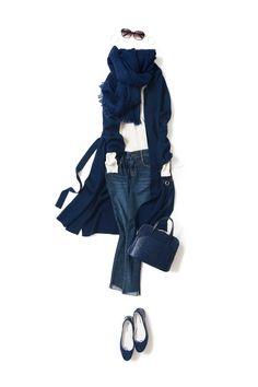 Liste des looks / Le placard de Kyoko Kikuchi Over 60 Fashion, Daily Fashion, Mode Outfits, Fashion Outfits, Womens Fashion, Japanese Fashion, Korean Fashion, Casual Fall Outfits, Looks Style