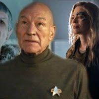 How Star Trek: Picard Ties Three Star Trek Series Together Comic News, Star Trek Series, Google News, Ties, Comics, Tie Dye Outfits, Neck Ties, Cartoons, Comic