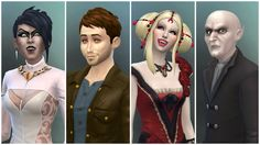 If you feel like your game of The Sims 4 has been missing Lestat from Interview With A Vampire, never fear. The game's newest Game Pack will introduce Vampire sims as well as a new World, Forgotten Hollow, to unleash Anne Rice havoc in.