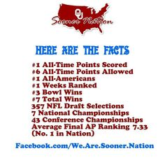 I want a shirt with this on the back to wear around my OSU friends.  #OU #Sooners #BoomerSooner