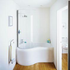 Bathroom Designs Tub Shower Combination wickes bath shower screens | bathroom | pinterest | shower bath