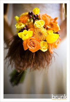 flowers & feathers