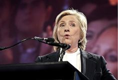 """Hillary Clinton on Planned Parenthood Selling Aborted Babies: """"They Do Really Good Work""""-if murder is considered good work?"""