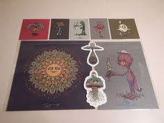 #art SIGNED MARQ SPUSTA SLEEPING SONNY BLOOM AND SUPER RARE ZILTCHY W/ MICROS please retweet