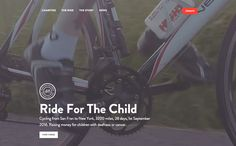 Ride For The Child