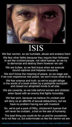 ISIS Explained...