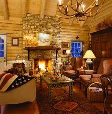 Log Cabin Front Room:-)