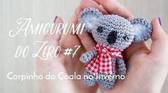 DIY ODIE amigurumi en ganchillo -Crochet - YouTube
