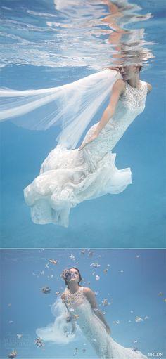 "BHLDN 2015 Summer #Wedding Dresses:   ""Summer Loves"" #Bridal Campaign | Wedding Inspirasi  #wedding #weddings #weddinggown #weddingdress"