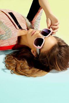 Garza Lobos - 2015 Sunglasses, Fashion, Wolves, Moda, Fashion Styles, Sunnies, Shades, Fashion Illustrations, Eyeglasses