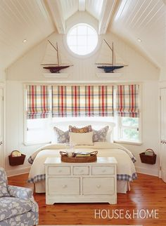 Photo Gallery: Dreamy White Cottages | House & Home