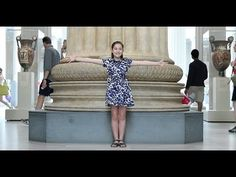 Doric, Ionic, and Corinthian—oh my! Build on your knowledge of Greek columns with Ella, age and find out why ancient Greek architecture is still so popul. Middle School History, History For Kids, Art History, Old Greek, Greek Art, 6th Grade Art, Grade 3, Ancient World History, Museum Education