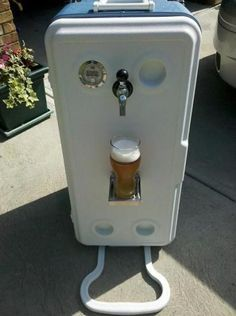 corny cooler portable kegerator home brew forums