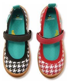 8f30c453984 A fun mixed and matched pair of shoes