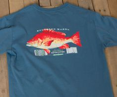 Southern Marsh Collection — Southern Marsh Outfitter Collection - Snapper