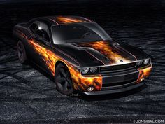 Rough Muscle: Jon Sibal's Dodge Challenger | Speedhunters